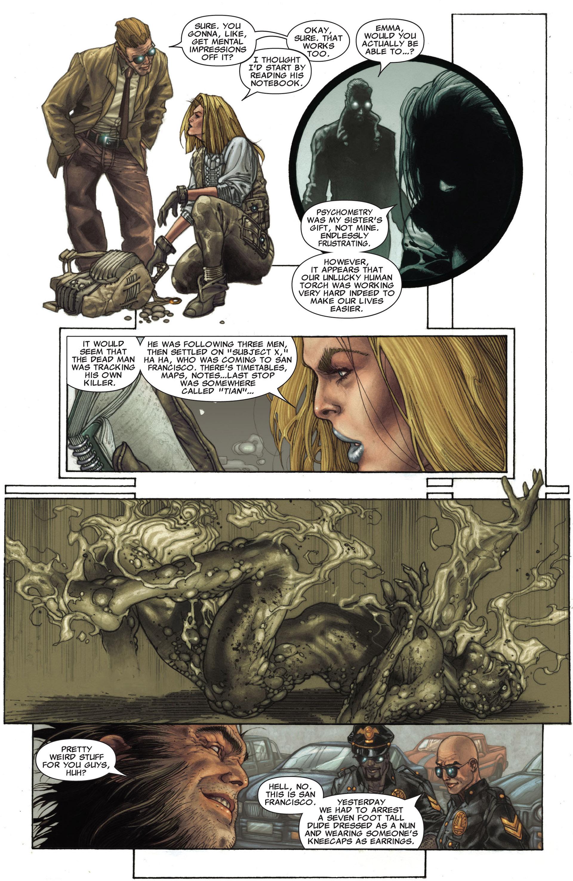 Read online Astonishing X-Men (2004) comic -  Issue #25 - 18