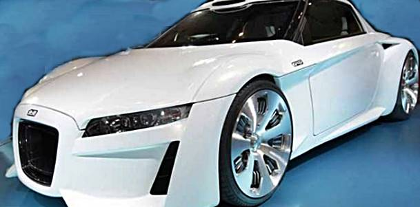New Mugen Honda S660 GARU Concept Has A Very Chiron Unveiled at 2017 Tokyo Auto Salon