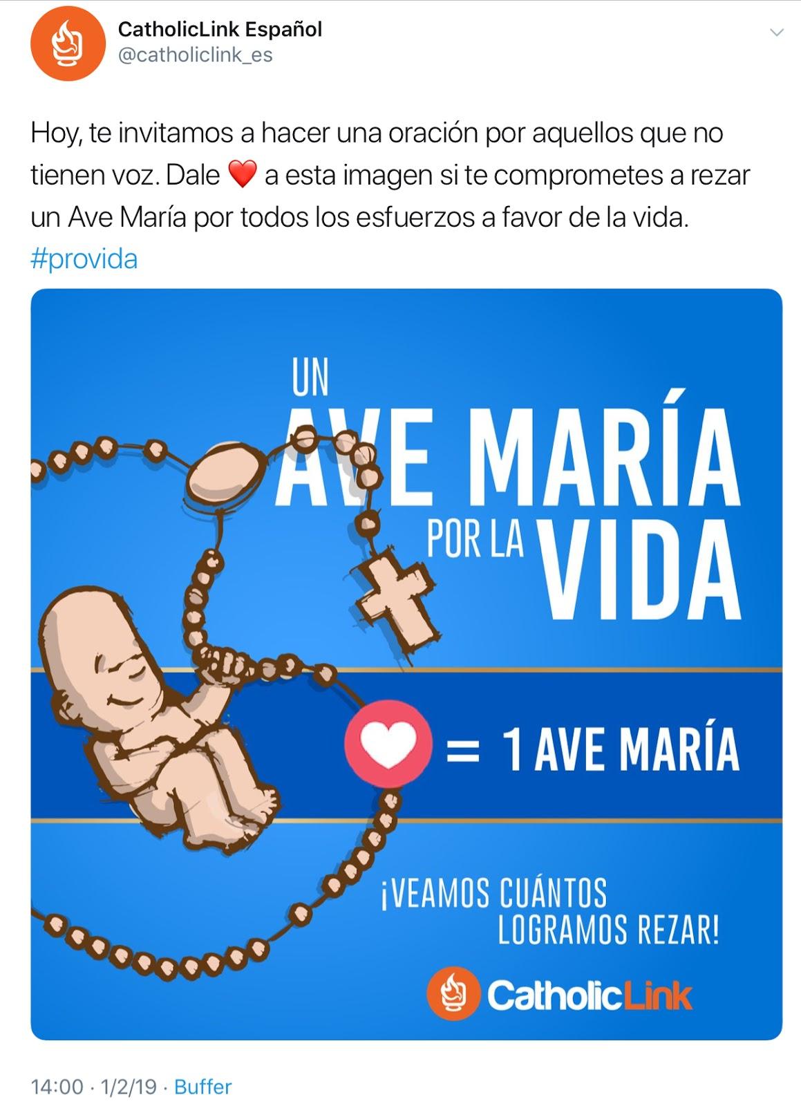 catholic link español
