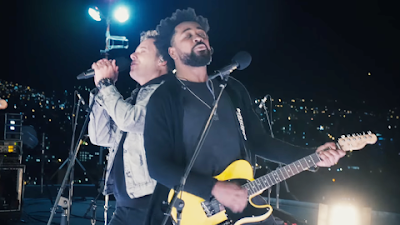 Assista ao novo clipe do Preto no Branco com André Valadão: Me Faz Voar