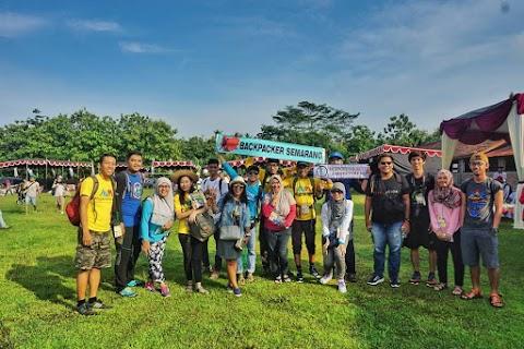 Serunya 8th Jogja International Heritage Walk