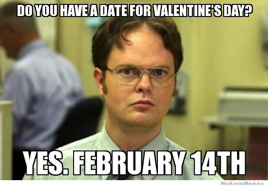 Valentines Day 2017 Memes