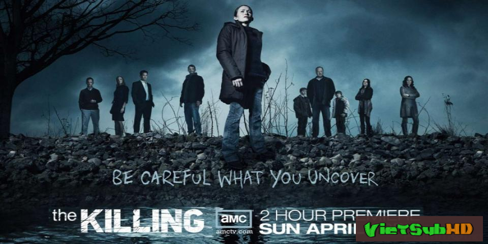 Phim Vụ Giết Người (phần 2) Tập 13/13 VietSub HD   The Killing (season 2) 2012