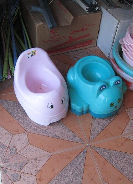 tips toilet training anak