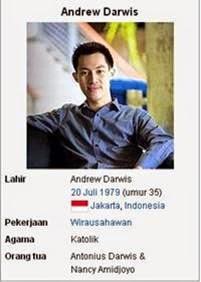 Sejarah Kaskus Indonesia Dan Sang Pemilik Andrew Darwis