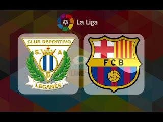 موعد مشاهدة مباراة برشلونة وليغانيس ضمن الدوري الأسباني والقنوات الناقلة