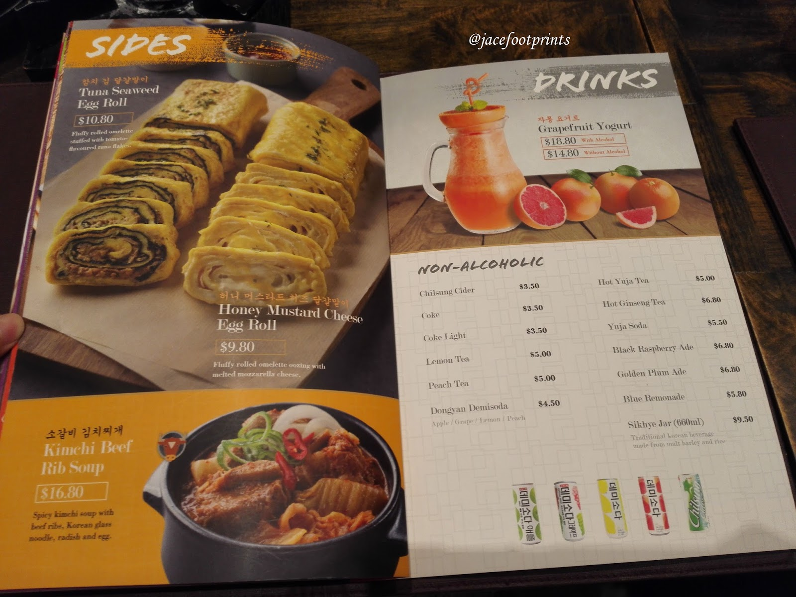 Singapore] Masizzim - Korean Riceballs, Stews And Egg Roll At 313 ...