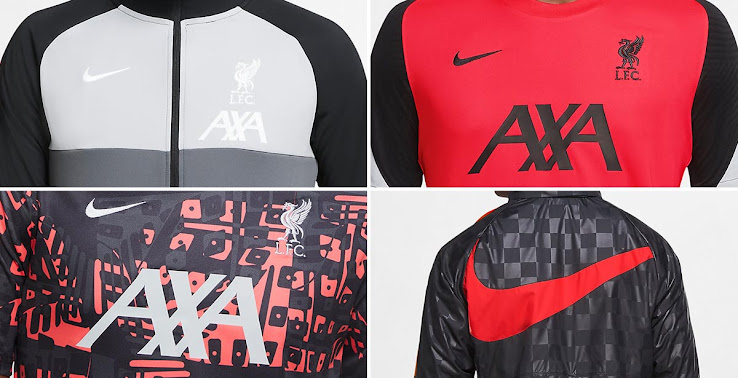 Nike Liverpool 20 21 Champions League Collection Released Pre Match Training Lifestyle Footy Headlines