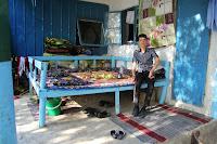 Tajikistan, Khujand, Ghoziyon, topchan, © L. Gigout, 2012