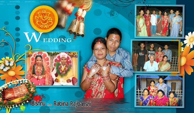 Bishnu Wedding Moments