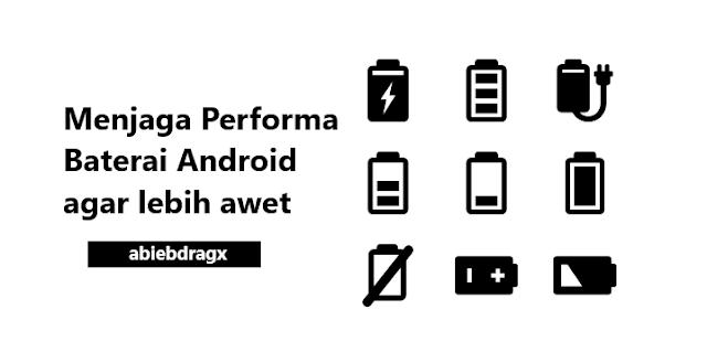 Artikel ini mengulas mengenai jenis-jenis baterai smartphone yang saat ini paling banyak digunakan beserta perkembanganya, selain itu ada juga ulasan penting untuk menjaga performa dan kinerja baterai tetap awet. Nickle cadmium (NiCD). Nickel Metal Hydride (NiMH). Lithium Ion (Li-Ion). Lithium Polymer (Li-Po Li-Poly). abiebdragx