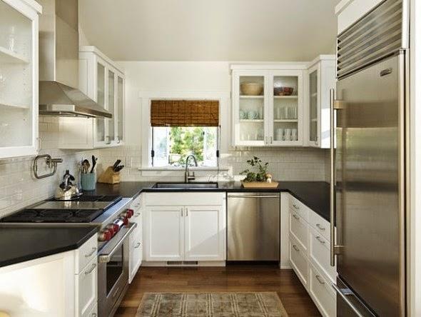 Desain dapur basah moderen yang cocok untuk rumah minimalis
