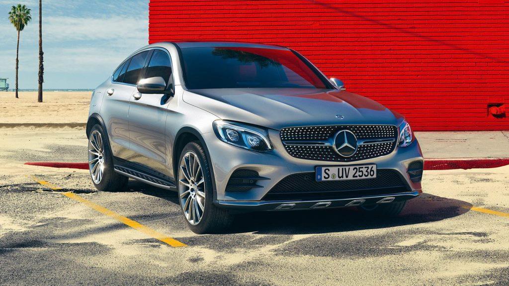 Mercedes GLC Coupè | Prima generazione