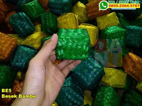 Harga Besek Bambu