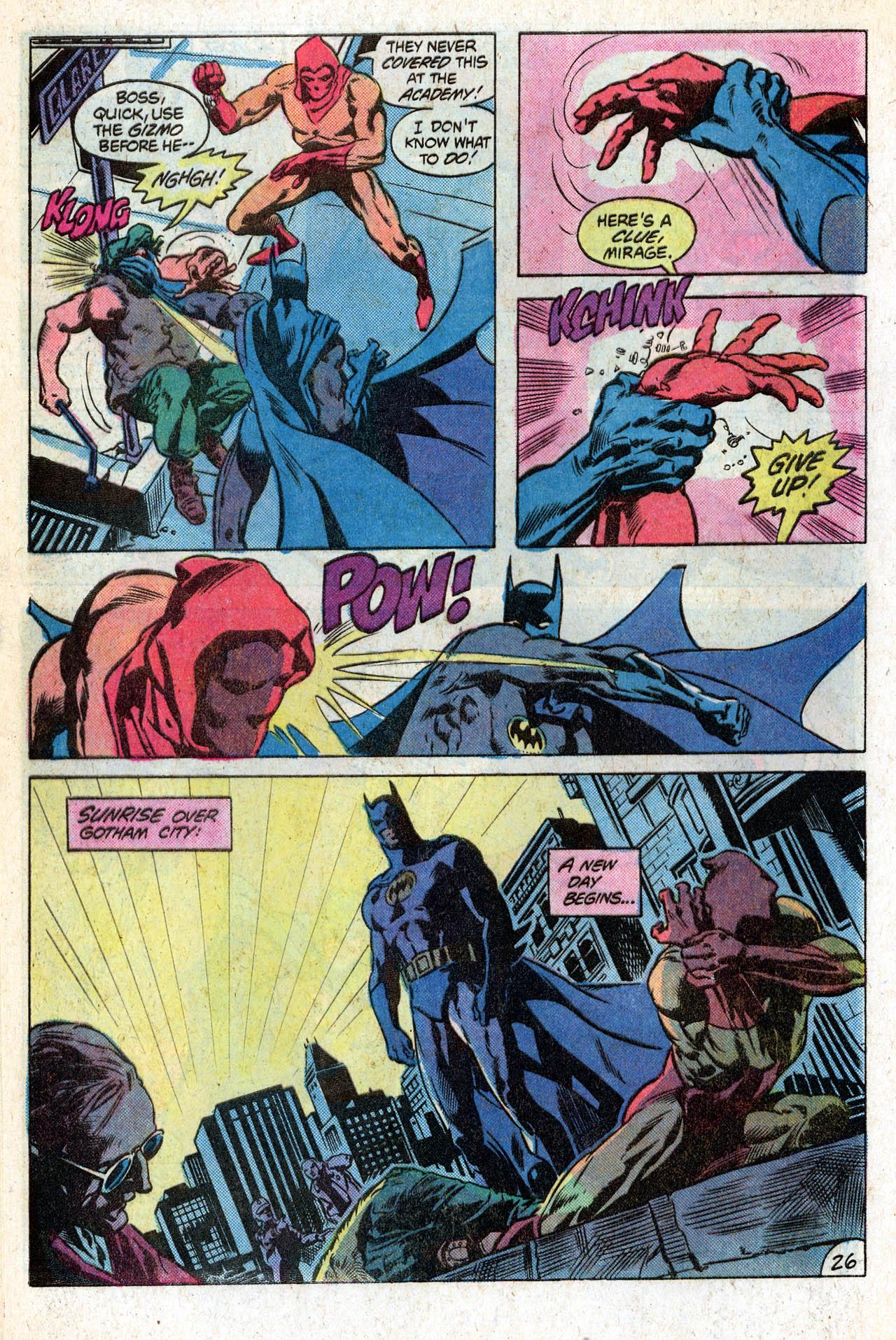 Detective Comics (1937) 511 Page 31