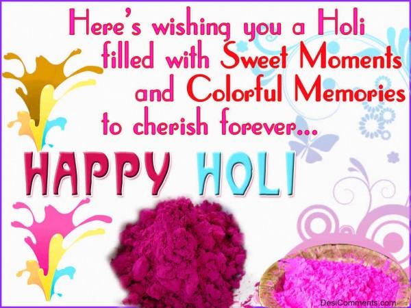 Happy Holi Wallpapers