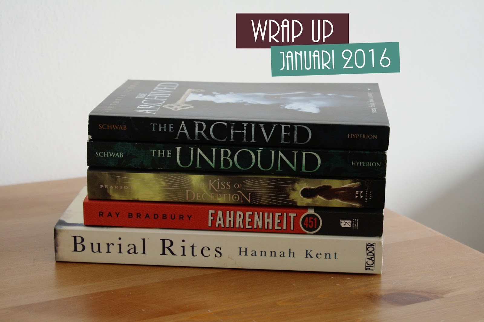 Wrap up: januari 2016; thestoryhour.nl