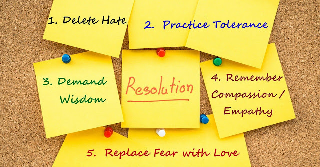 The Value Of Setting New Year Resolutions