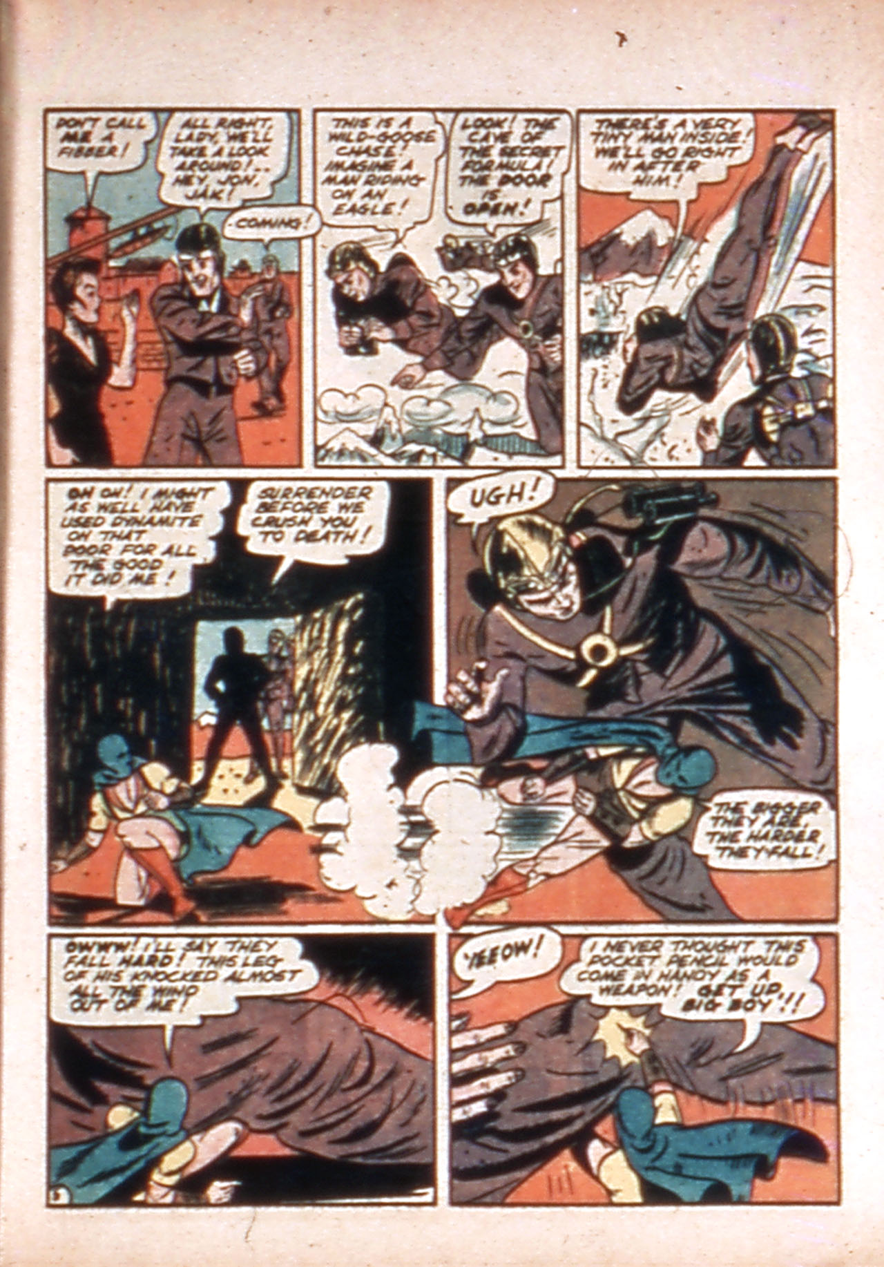 All-Star Comics (1940) issue 10 - Page 25