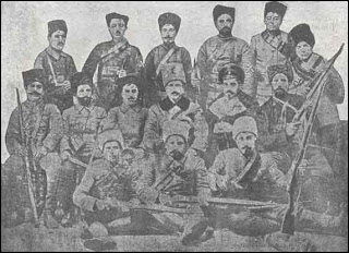 Nisan/mayıs 1915 -3- ( Ermeni isyanı ) - Galip Baysan