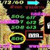 มาแล้ว...เลขเด็ดงวดนี้ 3ตัวตรงๆ หวยทำมือ ชอบส่วนตัว งวดวันที่ 16/12/60