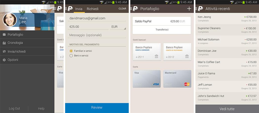 App per Gestire Soldi per Android