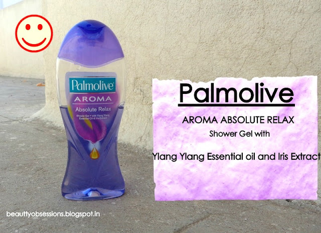 Palmolive Aroma Absolute Relax Shower Gel with Ylang Ylang Essential Oil & Iris Extracts - Review and Price