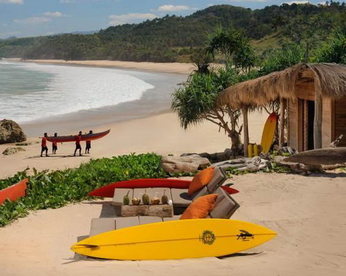 Tinuku Nihiwatu Resort as the World's Best Travel Awards 2016 combines luxury and local cultural elements