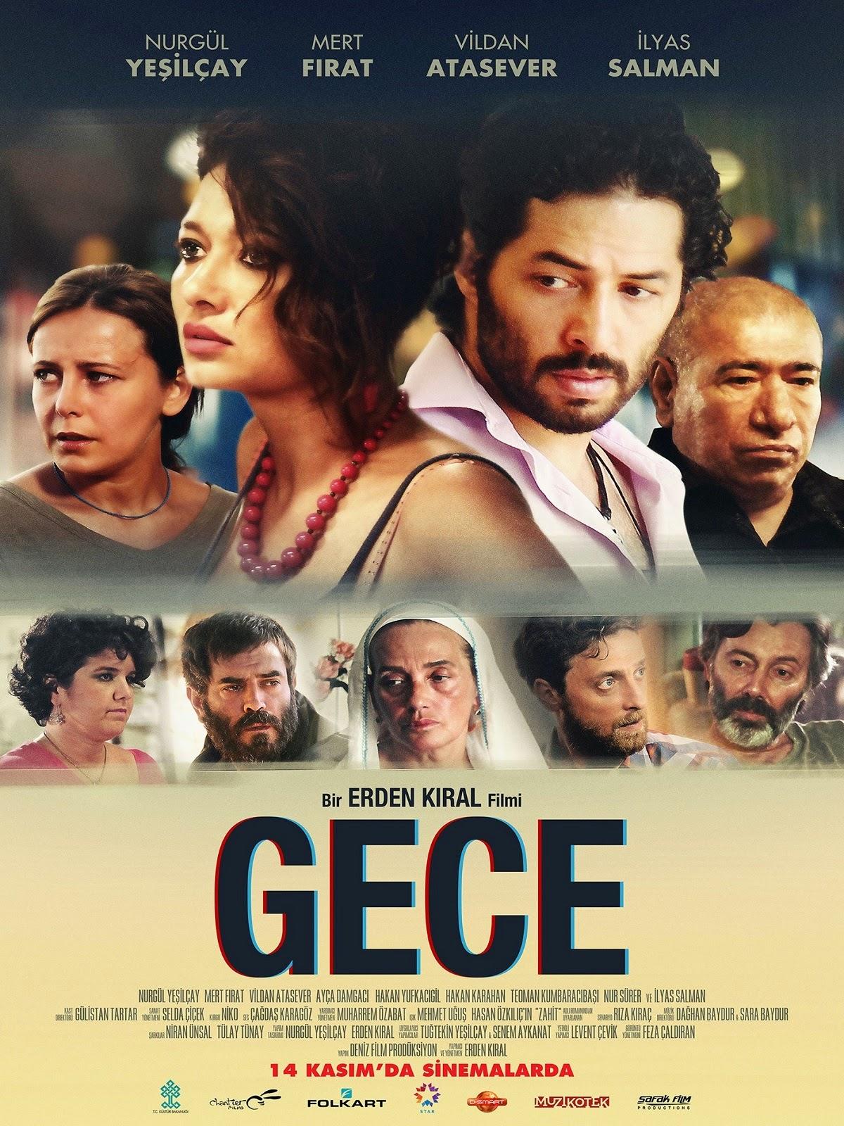"""""""Gece"""" (2014)"""