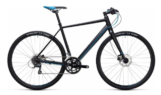 Stolen Bicycle - Cube SL Road