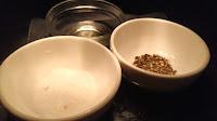 Salt, pepper powder, vinegar For Greek salad Recipe