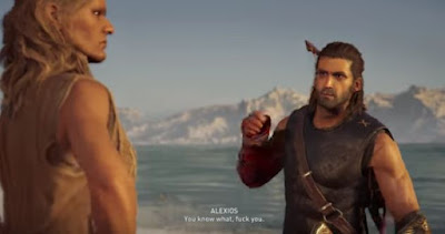Recruit Lieutenants, Gelon, Alexios, Assassin's Creed Odyssey