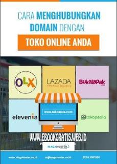 Ebook Menghubungkan Toko Online di Marketplace dengan Domain