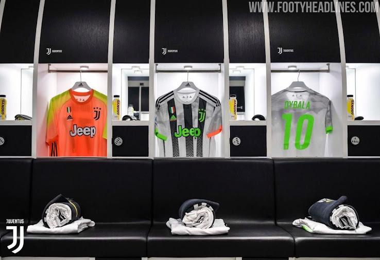 Adidas Juventus 19 20 Palace Fourth Kit 2 | Áo Bóng Đá Sum Store