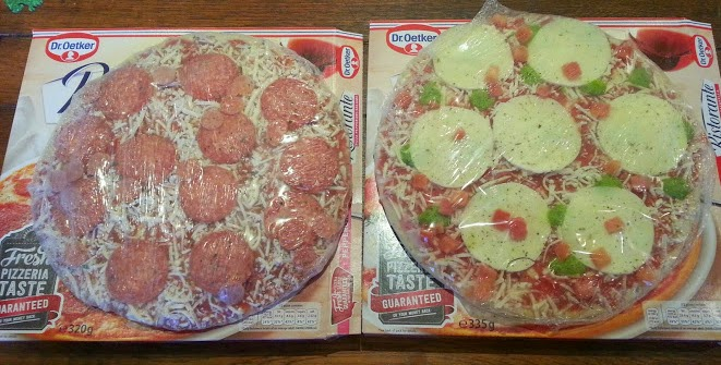 Dr Oetker Ristorante Pepperoni and Mozzarella Pizza Review