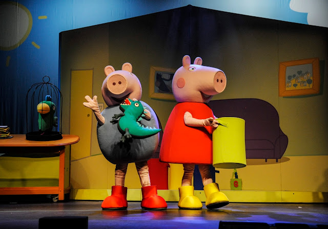 #PeppaPigLiveSA Reaches #Pretoria & #PortElizabeth #June2018 @PeppaPigLiveSA