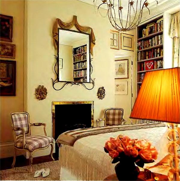Eclectic Bedroom Design - 5 Small Interior Ideas