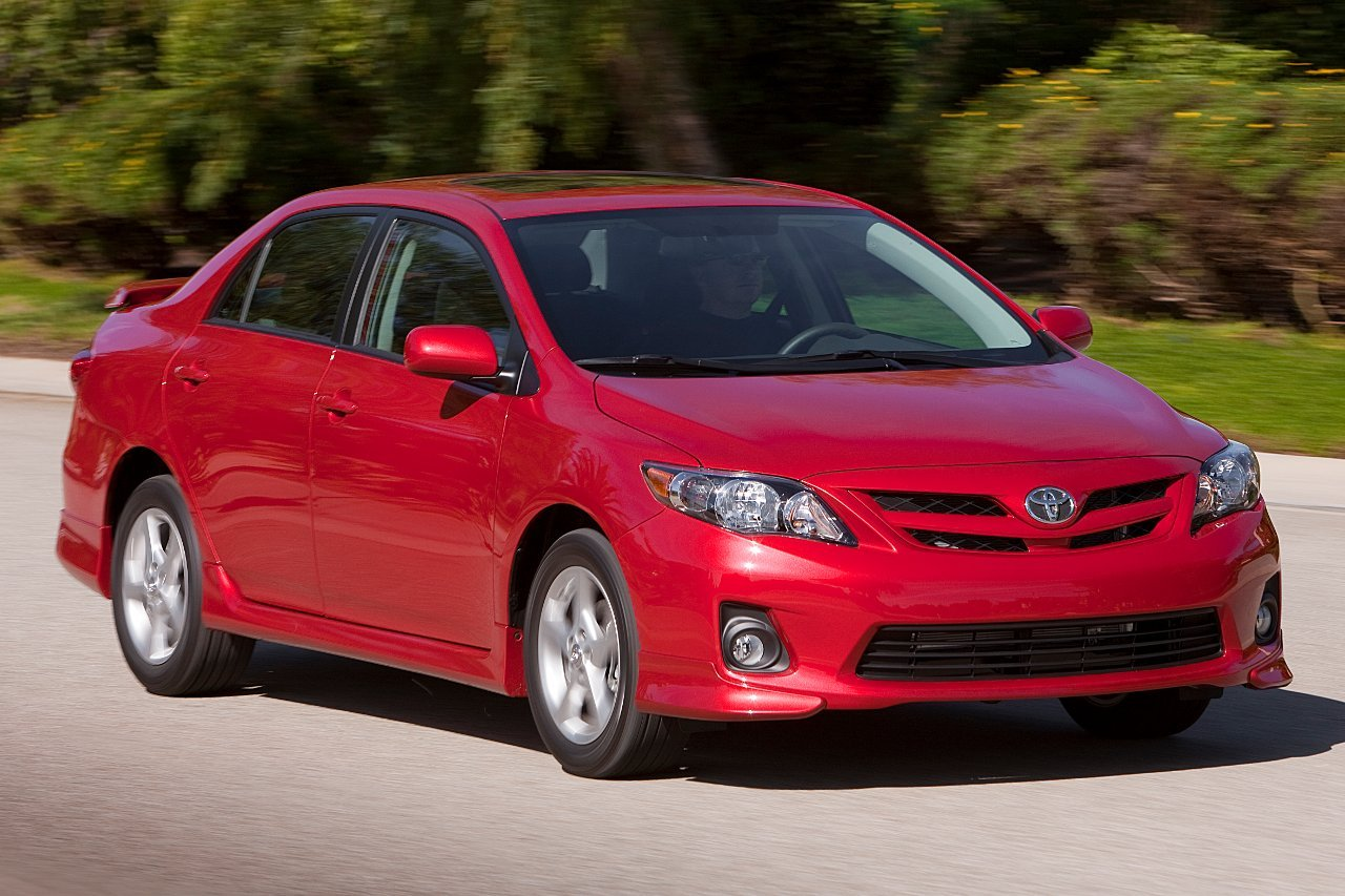 Cool Car Wallpapers Toyota Corolla Xrs 2011