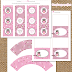 Free Printable Owls in Pink Party Kit.