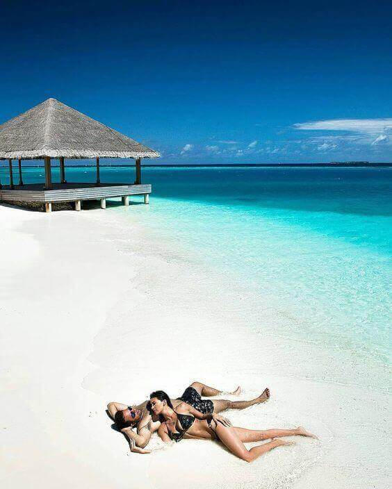 Maldives a Romantic Place