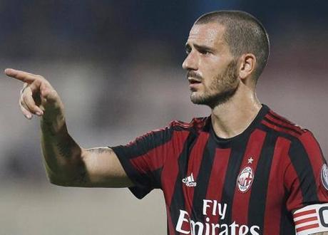 Bos Juventus Bantah Depak Bonucci