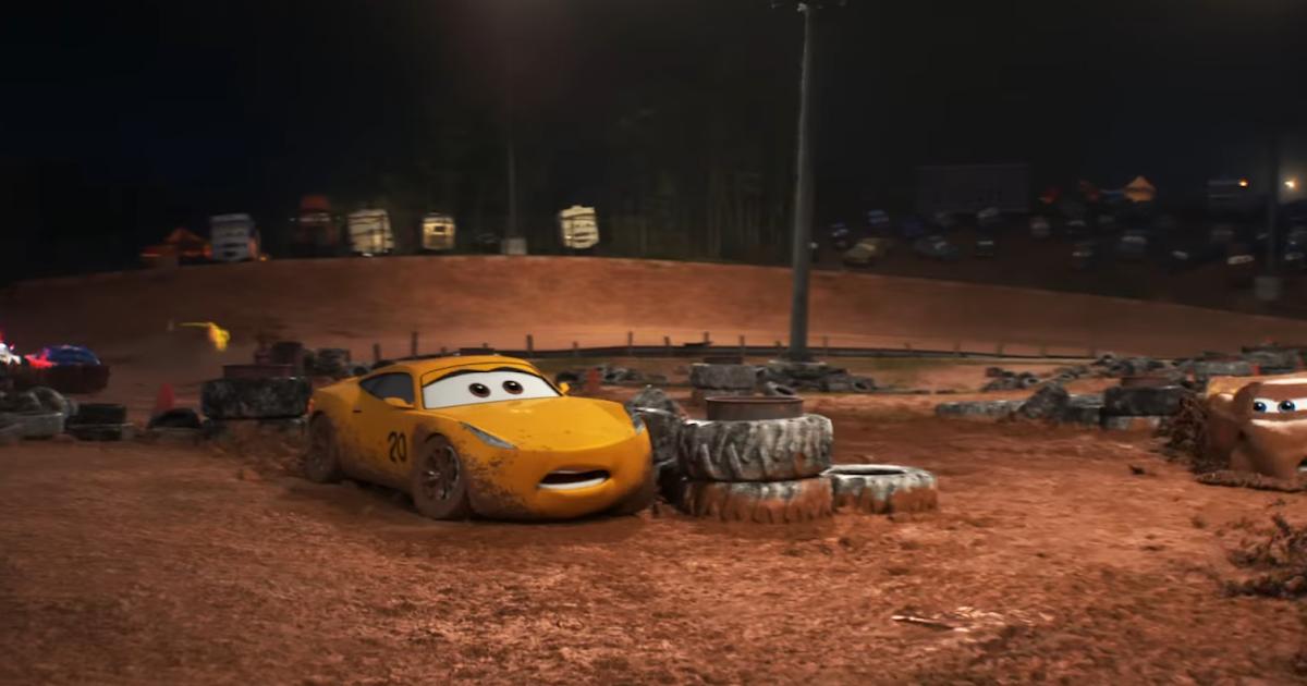 Dan The Pixar Fan Cars 3 Cruz Ramirez As Frances Beltline