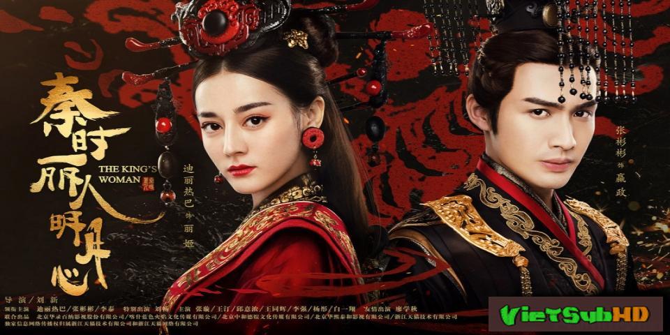 Phim Tần Thời Mỹ Nhân Minh Nguyệt Tâm Tập 48/48 VietSub HD   The King's Woman 2017