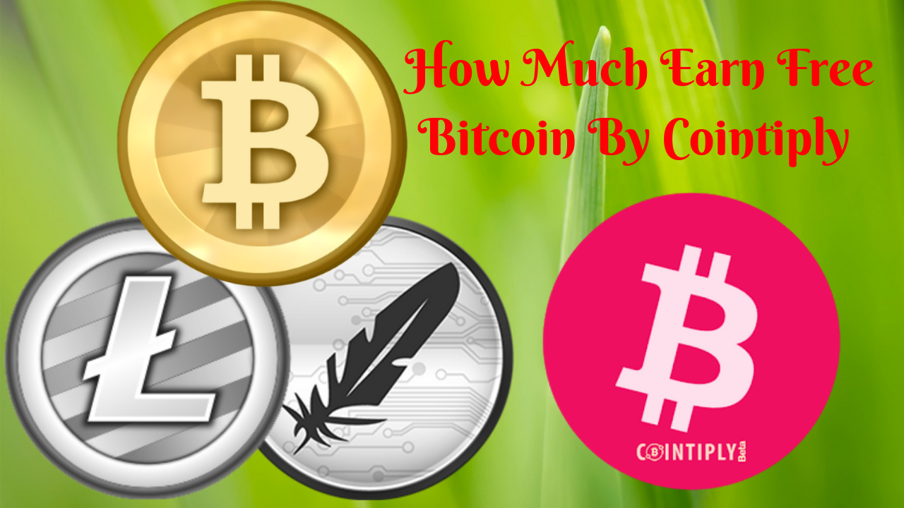 Free Bitcoin Income Way