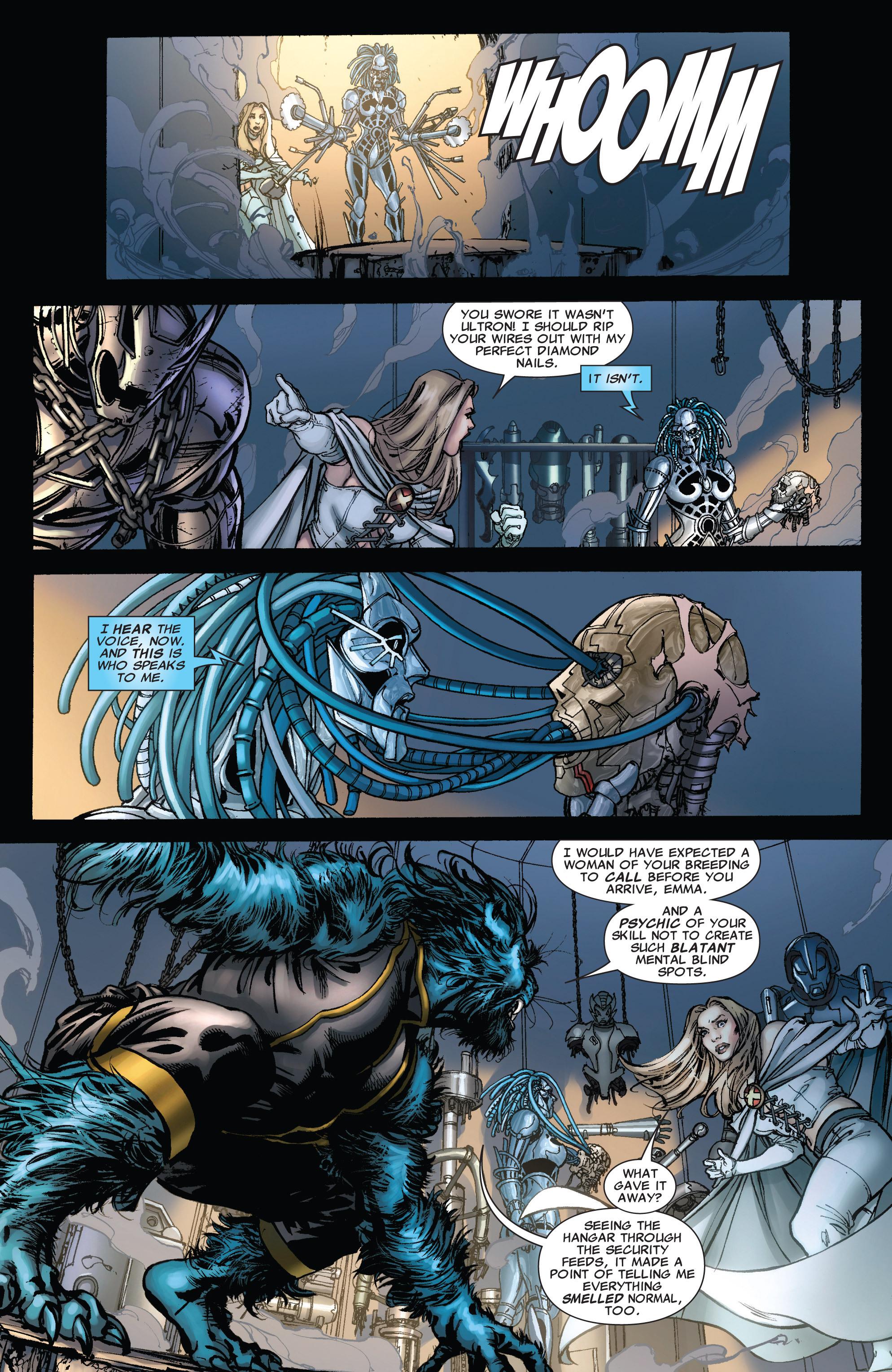 Read online Astonishing X-Men (2004) comic -  Issue #43 - 9