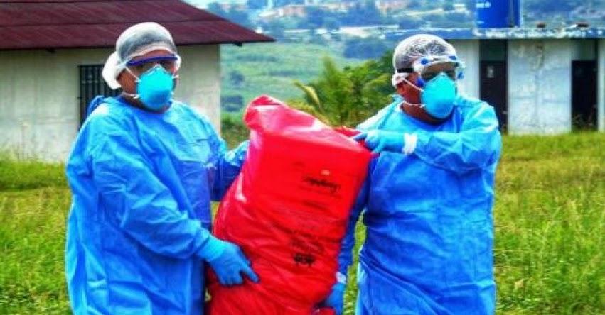 CORONAVIRUS: Reportan tres casos confirmados en Cajamarca