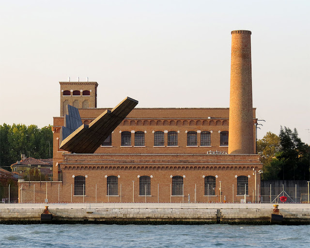 Istituto Universitario di Architettura di Venezia, Former Santa Marta cotton mill, Dorsoduro, Venice