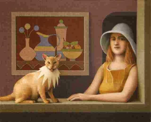 Античность и современность. Jane Lewis