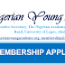Nigerian Young Academy Call for Membership Application 2019