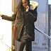 Meghan Markle Steps Out Today Wearing SOIA & KYO'S Saundra C Coat